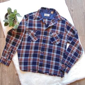 Vintage Sears Flannel